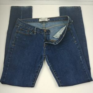 Abercrombie & Fitch Stretch, Straight Legg Jeans